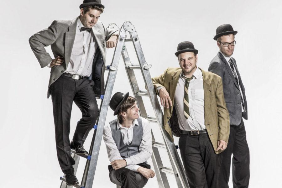 Maurus Twerenbold Non Harmonic Quartet
