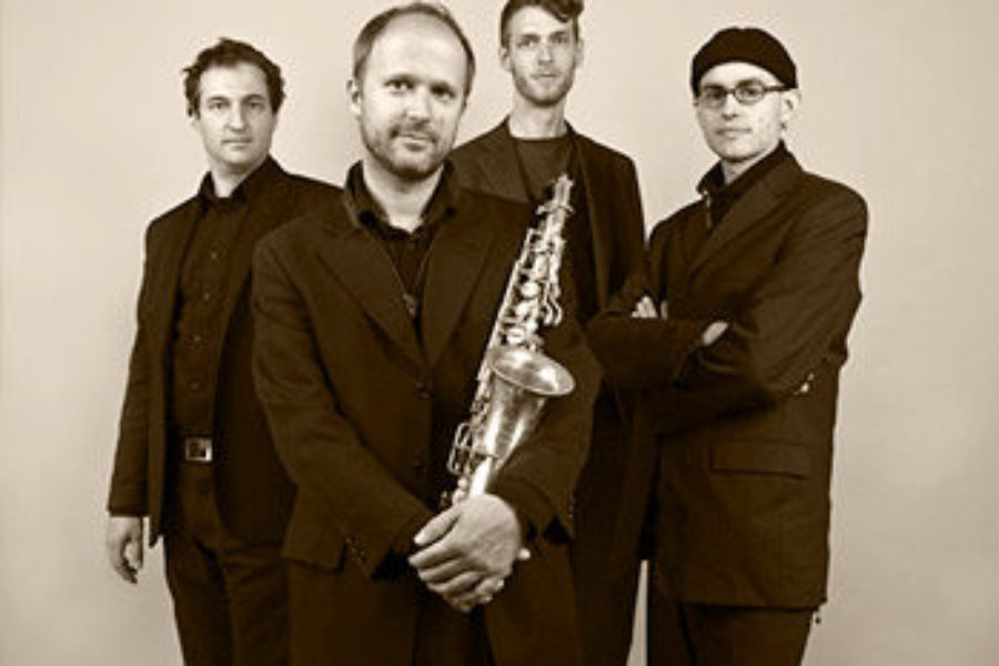 Reto Suhner Quartett