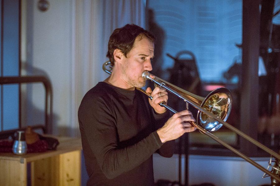 Christoph Irniger Trio