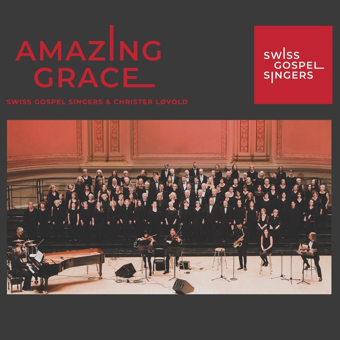 Swiss Gospel Singers – Amazing Grace