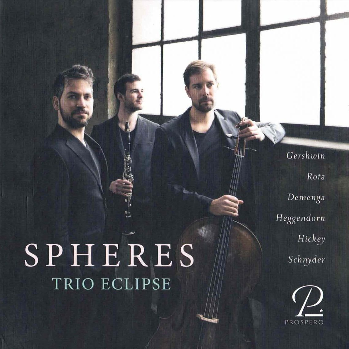 Trio Eclipse – Spheres