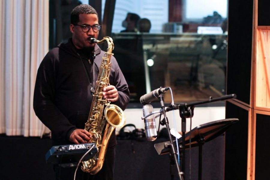 James Brandon Lewis Quartet