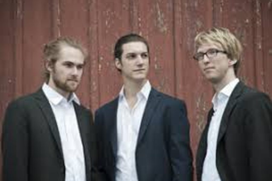 Raphael Jost Standards Trio