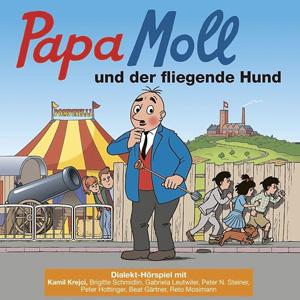 Papa Moll – und der fliegende Hund