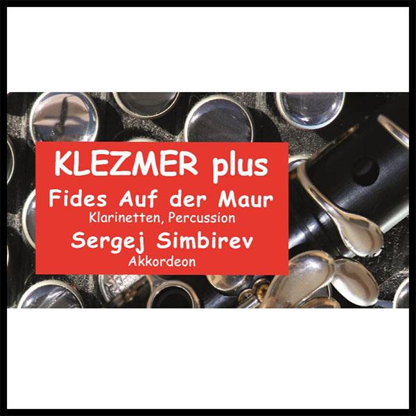 Firdes auf der Maur & Sergej Simbirev – Klezmer plus