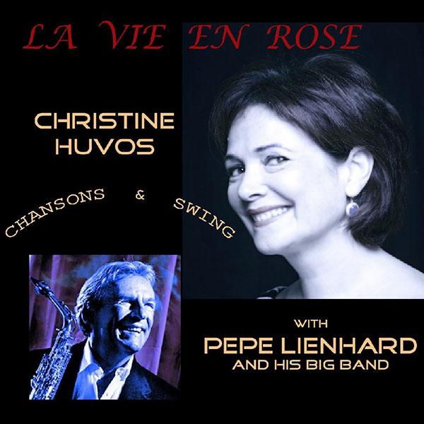 Christine Huvos & Pepe Lienhard Big Band – La vie en rose