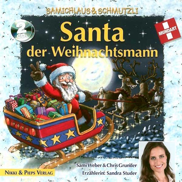 Santa der Weihnachstmann