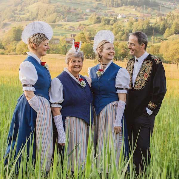 Jodlerfamilie Reichlin – Was ds Singe üs bedütet