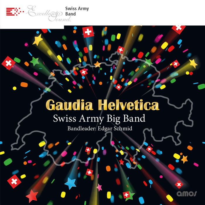 Swiss Army Big Band – Gaudia Helvetica