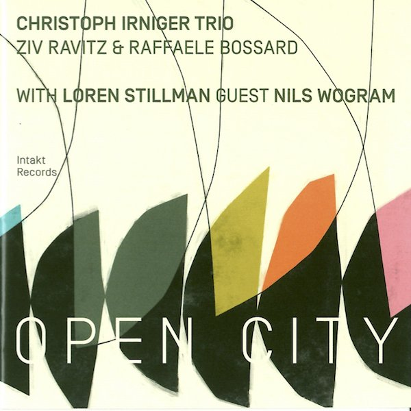 Christoph Irniger Trio with Loren Stillman – Open City