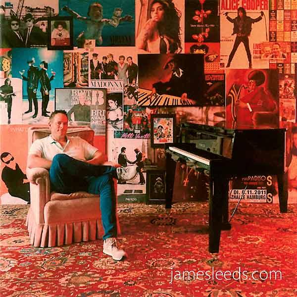 James Leeds – My Love-Lights